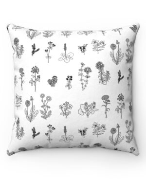 White Pillow with Greenlandic Herbs