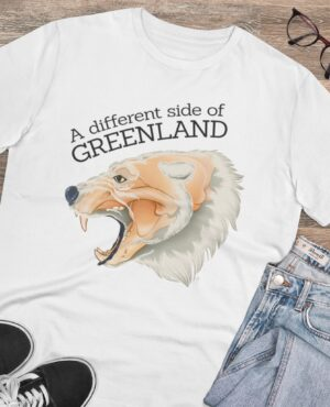 Different Side of Greenland T-shirt