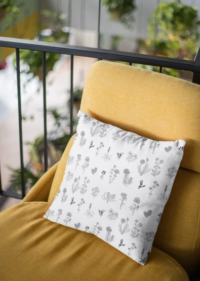 throw-pillow-mockup-lying-over-a-modern-yellow-couch-23553
